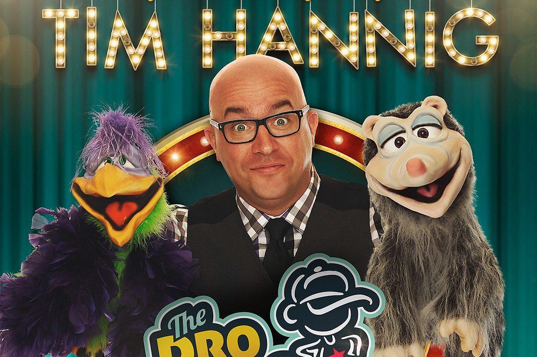 Tim Hannig poster